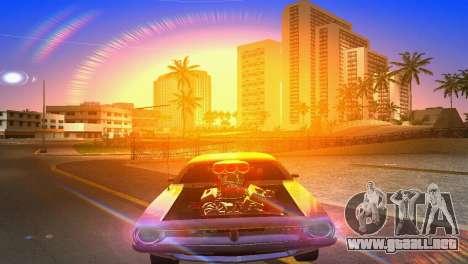 Nuevos efectos gráficos v.2.0 para GTA Vice City segunda pantalla