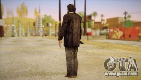 Saddam Hussein para GTA San Andreas segunda pantalla