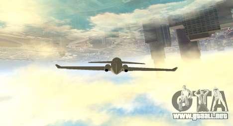 Plain Cam para GTA San Andreas tercera pantalla