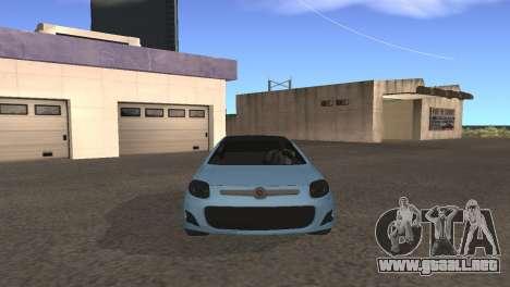Fiat Palio 2014 para GTA San Andreas left