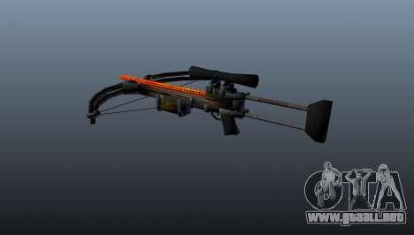 Ballesta Half-Life para GTA 4 segundos de pantalla