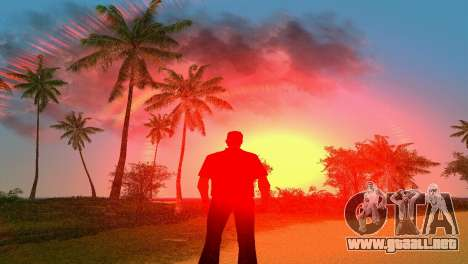 Nuevos efectos gráficos v.2.0 para GTA Vice City séptima pantalla
