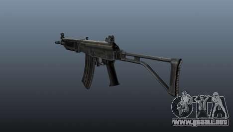 Un rifle de asalto israelí Galil para GTA 4 segundos de pantalla