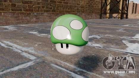 Seta de Granada Mario para GTA 4