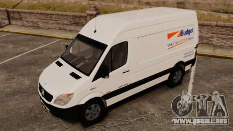 Mercedes-Benz Sprinter 2500 2011 v1.4 para GTA 4 interior