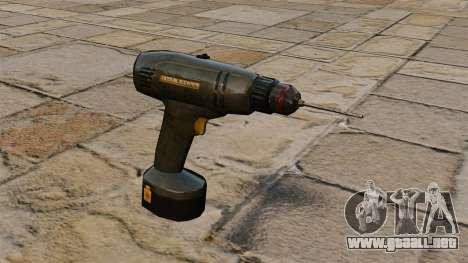 Pistola para GTA 4