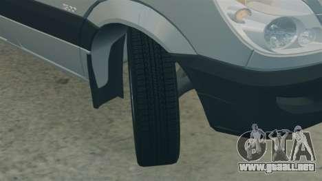 Mercedes-Benz Sprinter 2500 2011 v1.4 para GTA 4 vista lateral