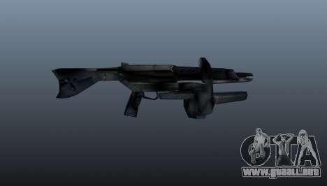 Rifle de pulso Alianza AR2 para GTA 4 tercera pantalla