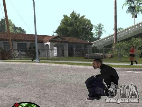 Nuevo Bmybar para GTA San Andreas tercera pantalla