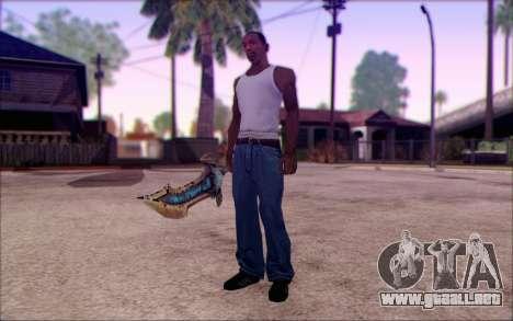 Kel′Delar para GTA San Andreas