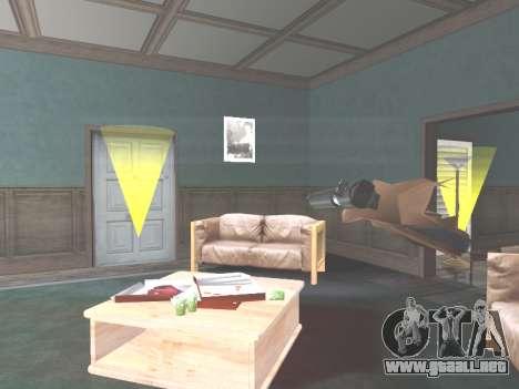 Ruger .22 para GTA San Andreas tercera pantalla