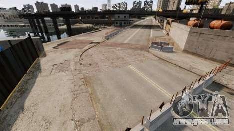 Bohan-Dukes Off Road Track para GTA 4 quinta pantalla