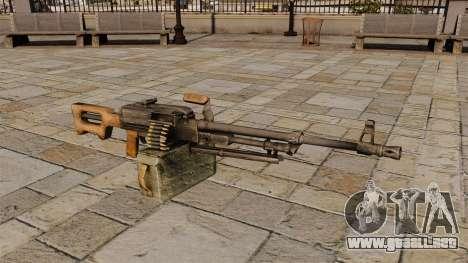 Ametralladora Kalashnikov para GTA 4