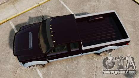 GTA V Vapid Sandking SWB 4500 para GTA 4 visión correcta
