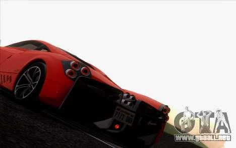 FF SG ULTRA para GTA San Andreas quinta pantalla
