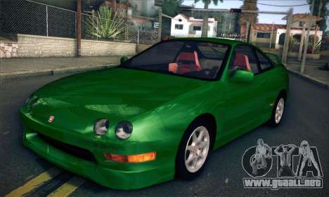 Honda Integra Normal Driving para GTA San Andreas