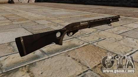 Pedacitos de escopeta para GTA 4 segundos de pantalla