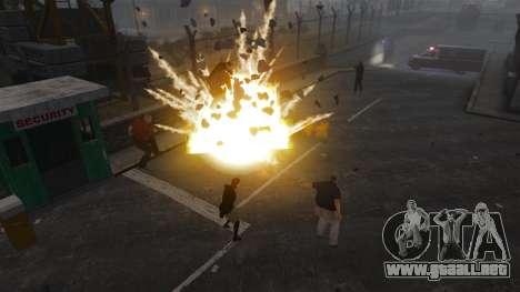 Nuevo Zombie-script para GTA 4 quinta pantalla