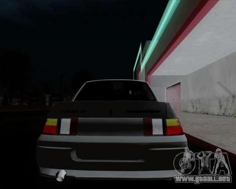 VAZ 2110 para el motor de GTA San Andreas