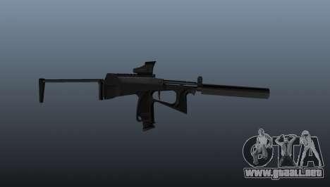 Ametralladora pp-2000 v1 para GTA 4 tercera pantalla