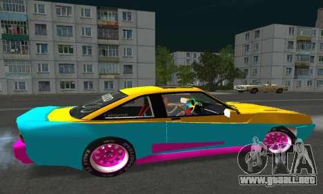Opel Manta Mattig Extreme para la visión correcta GTA San Andreas