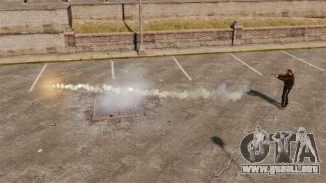Disparos de cohetes para GTA 4