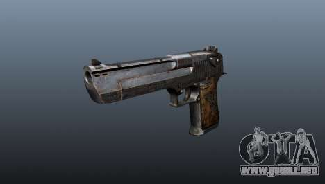 Pistola Desert Eagle para GTA 4