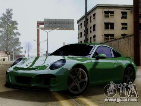 RUF RGT-8 para GTA San Andreas left