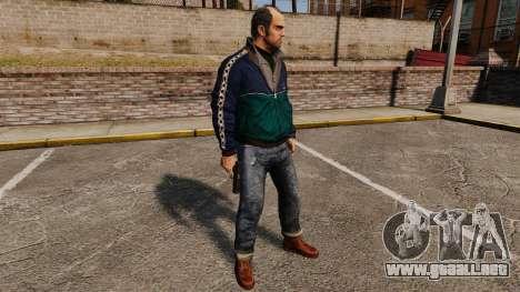 Trevor Phillips para GTA 4 segundos de pantalla