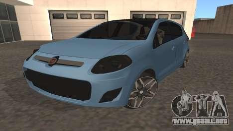 Fiat Palio 2014 para GTA San Andreas