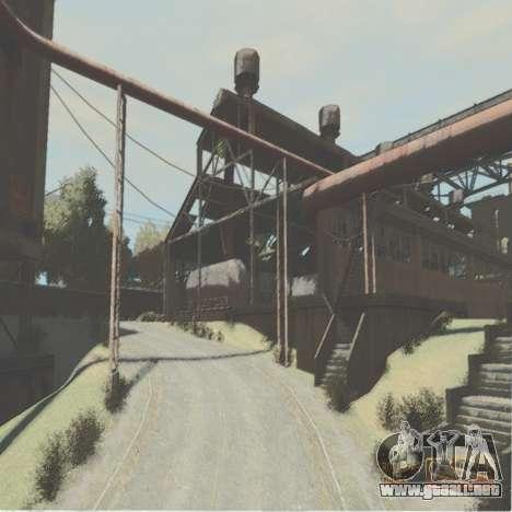 Pantalla de arranque de color para GTA 4 séptima pantalla