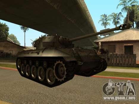 M18-Hellcat para GTA San Andreas left