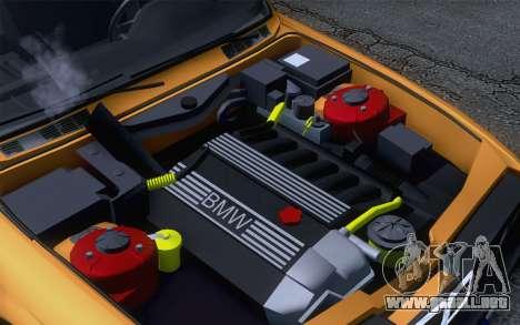 BMW E30 325i para la visión correcta GTA San Andreas