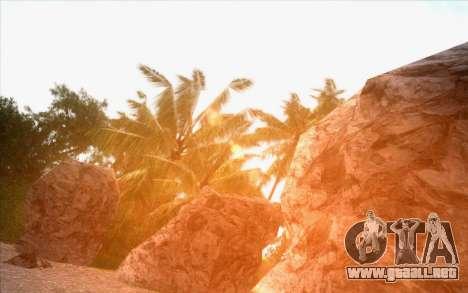 FF SG ULTRA para GTA San Andreas segunda pantalla