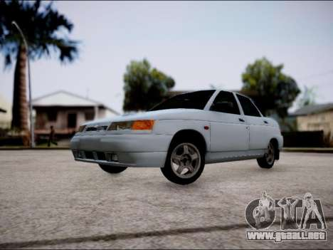 VAZ 2110 Restyling para GTA San Andreas left