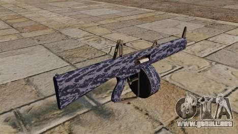 La escopeta AA-12 Camo para GTA 4 segundos de pantalla