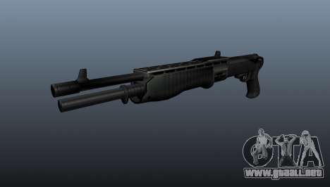Escopeta Half-Life para GTA 4
