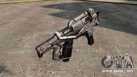 Langosta M12 automático para GTA 4 segundos de pantalla