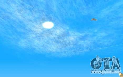 Timecyc v2.0 para GTA San Andreas tercera pantalla