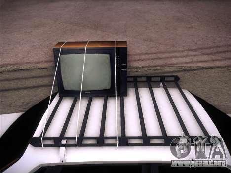 Audi 80 B2 v2.0 para GTA San Andreas vista posterior izquierda