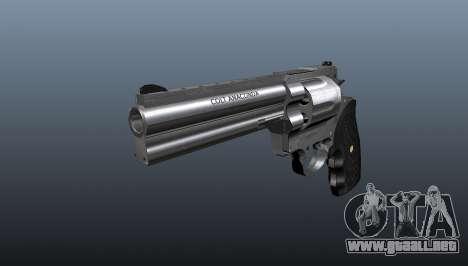 Revólver magnum 357 para GTA 4
