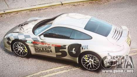 Porsche 911 Turbo 2014 para GTA 4 vista lateral