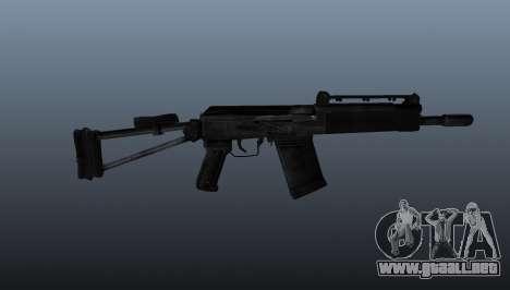 Escopeta saIga-12 para GTA 4 tercera pantalla