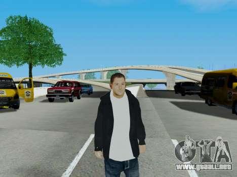 Chester Bennington para GTA San Andreas