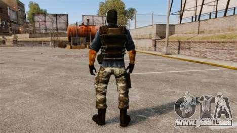 Terrorista Europea Oriental Phoenix para GTA 4 tercera pantalla
