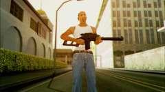 VSS Vintorez-táctico para GTA San Andreas