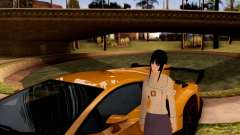 Indo-Japan High School Girl Uniform para GTA San Andreas