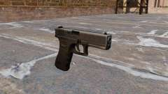Pistola autocargable Glock 17 para GTA 4