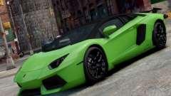 Lamborghini Aventador LP760-4 Oakley Design para GTA 4