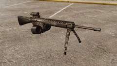 Rifle de asalto M16A4 C-MAG alcance para GTA 4
